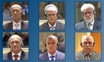 HAG: Prliću i ostalima ukupno 111 godina zatvora