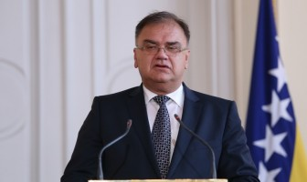 Ivanić državnim parama pomaže gradnju desetmetarskog krsta u Nevesinju