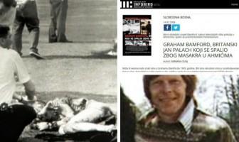 ČETVRT STOLJEĆA ŠUTNJE: Bamfordov krik zbog Ahmića još odzvanja Bosnom
