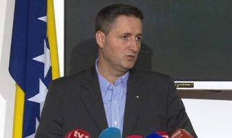 Bećirović SDP-ov kandidat za bošnjačkog člana Predsjedništva BiH