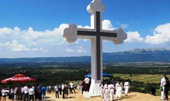 Narode eto vam krst: Dok je opozicija u RS zbijala redove uoči izbora, Ivanić nije zaboravio obećanje dato Nevesinjcima