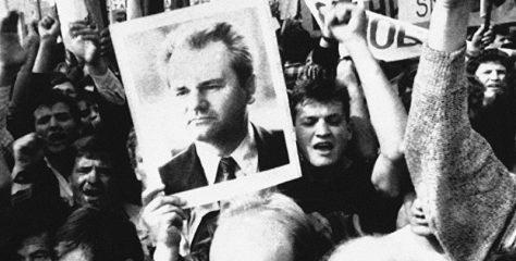 Tri decenije od Miloševićevog mitinga na Ušću: Miris rata na Balkanu