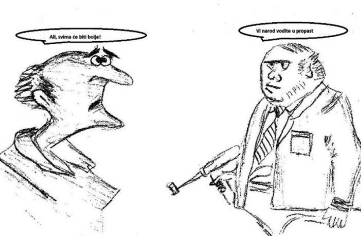 """SATIRANJE: Zbog osnivanja Partije pravda i skromnost najavljeni protesti """"kontra žuti prsluci"""""""