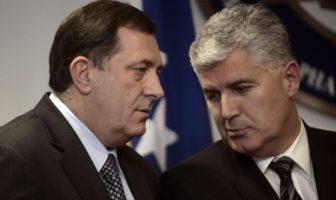 Niko ne najavljuje promjenu odnosa prema Dodiku i Čoviću