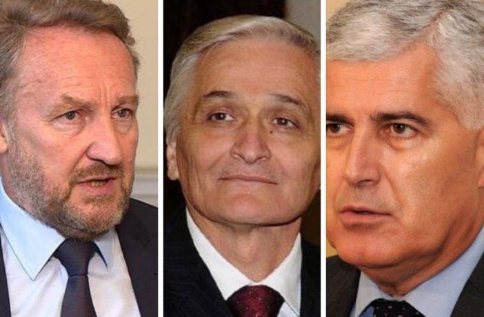 Još mandat pa penzija: 62-godišnjaci Izetbegović, Čović i Špirić na čelu Doma naroda državnog Parlamenta