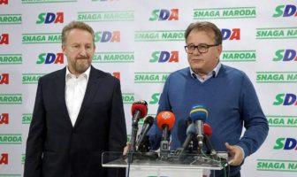 SDA na raskrsnici: Pridružiti se BH bloku ili potop na narednim izborima