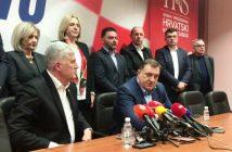 Zabrinjavajuće poruke: Čović i Dodik stavili karte na sto