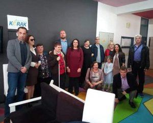 Almira Hasić, direktorica udruženja Samostalni korak: Trebamo biti svjesni vlastitih vrijednosti bez obzira na invaliditet