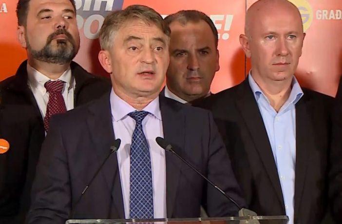 "Demokratska fronta ""na braniku BiH"""