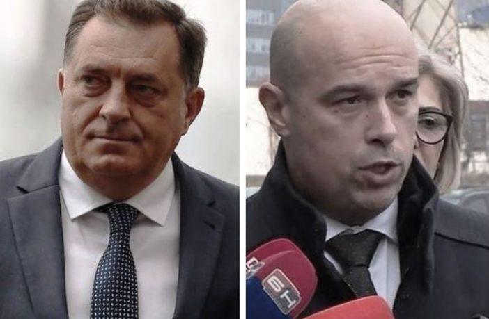 """Zašto je VSTV jedina """"nametnuta"""" državna institucija koju Dodik brani?"""