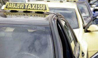 Najavljena kazna za sarajevskog taksistu koji je iz vozila izbacio dijete sa simptomima autizma