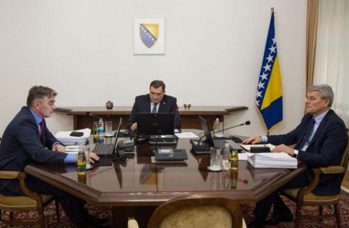 O ANP i formiranju državne vlasti: Dogovorili se da se nastave dogovarati