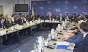 Stav PIC-a: BiH uživa suverenitet a Ustav BiH ne ostavlja prostor za suverenitet entiteta