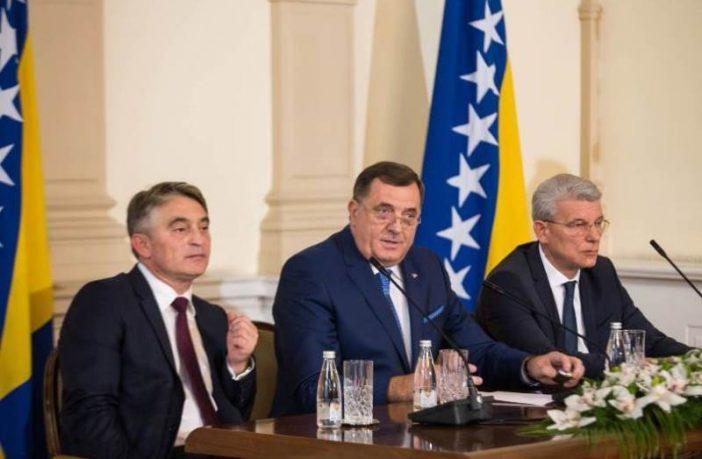 Dogovor o vlasti BiH: Šta je Dodiku obećano?