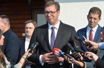 SATIRA: Vučić iz osvete medijima objavio memoare iz djetinjstva