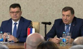 SAD, EU, OSCE: Upozorenje službenicima koji su prisustvovali sastanku s Dodikom u Istočnom Sarajevu