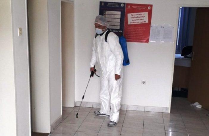 Evropski centar za prevenciju objavio smjernice za čišćenje prostora izloženih virusu Kovid -19