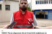 Skandalozne opservacije RTV Herceg - Bosne: Iz Crvenog križa/krsta Širokog Brijega traže kazne za kolege iz Sarajeva zbog prisustva antifašističkom skupu