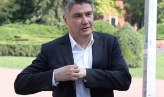 """Za Milanovića je Bosna i Hercegovina """"država triju entiteta"""""""