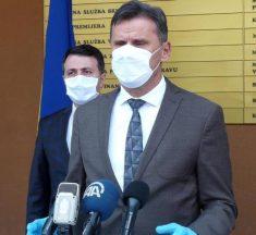 Novalić u augustu obećao da će sve bolnice u FBiH biti aktivirane kao izolatoriji