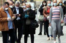 Nove naredbe Kriznog štaba u Federaciji BiH: Obavezno nošenje maske na otvorenom