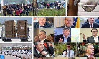 """2020-ta u crticama: Migranti """"zarobljeni"""" u BiH, sumnjivo nabavljeni respiratori, """"zaključano zdravstvo"""", rješavanje ekonomske krize kreditima"""