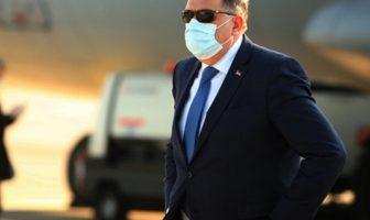 """Potvrđeno iz Tužilaštva BiH: Dodik saslušan u predmetu """"Ikona"""""""