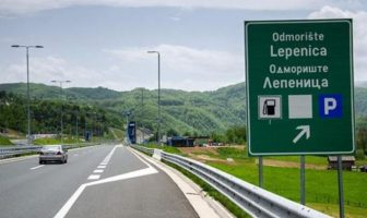 Na Autoputu A1 počinje montaža punionice za električna vozila