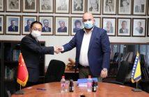 Počinje obnova tramvajske pruge u Sarajevu: Potpisan ugovor s kineskim konzorcijem