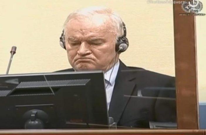 Pravosnažna presuda: Ratnom zločincu Ratku Mladiću doživotni zatvor