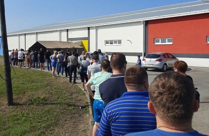 Za vakcinisanje u Hrvatskoj državljanima BiH nije potrebna prethodna najava