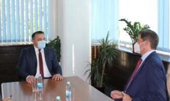 Ministar Dedić i šef Ureda Svjetske banke u BiH razgovarali o ulaganjima u poljoprivredu