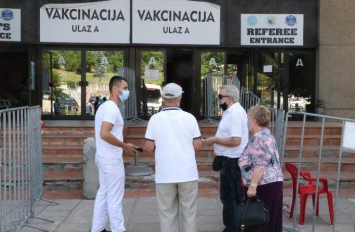 ZZJZ FBiH: 13. i 14. septembra kantonima stiže još 32.620 doza vakcina: U Sarajevski kanton stiže samo Pfizer