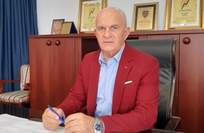 Džafić potvrdio: Ovih dana počinje gradnja mega projekta Crystalico u Tuzli